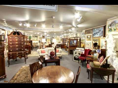 Laster's Fine Art & Antiques | Winston Salem, NC | Furniture Stores