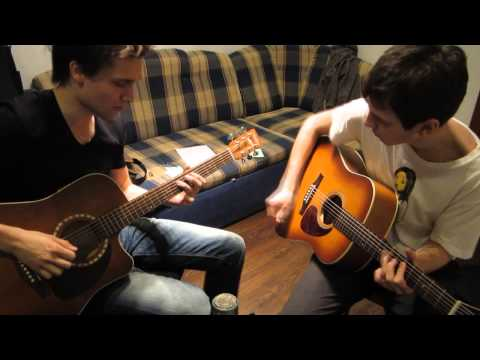 We will rock you (acoustic guitar cover)