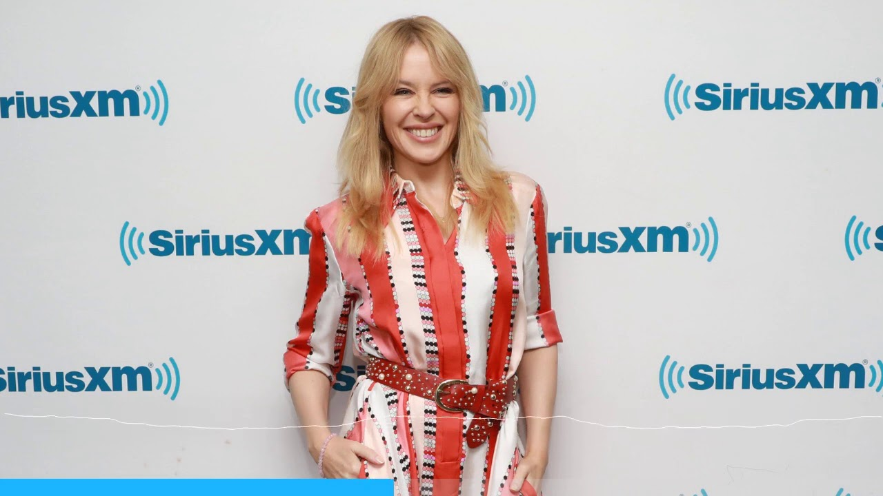 "Kylie Minogue Says ""It Would Be Great to Do Something with Madonna"""