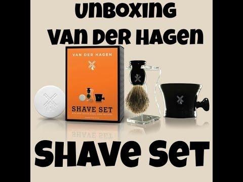 van der hagen luxury shave soap review