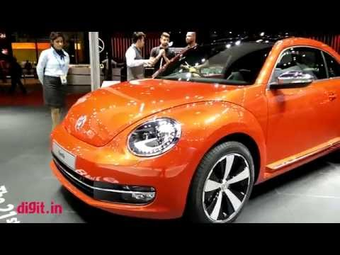 VW Beetle: First look