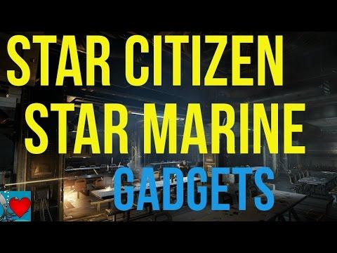 Star Citizen - Star Marine Gadgets | News