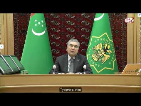 Состоялась встреча между Президентом Азербайджана и Президентом Туркменистана
