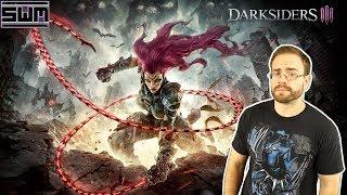 Darksiders III Is Actually The Dark Souls Of The Darksiders Series