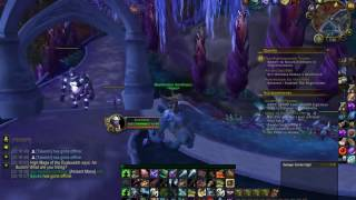 Fastest Way To Farm Ancient Mana Crystals In Suramar 7 0 3 Youtube