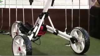 clicgear 3 5 3 wheel golf trolley