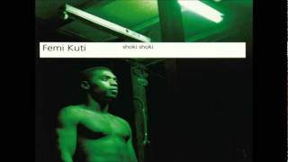 femi kuti victim of life