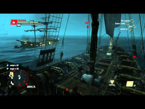 Assassin's Creed 4 Naval Combat, HMS Prince
