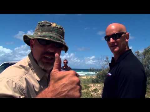 YOUR4X4 Episode 131: Moreton Island Part 1