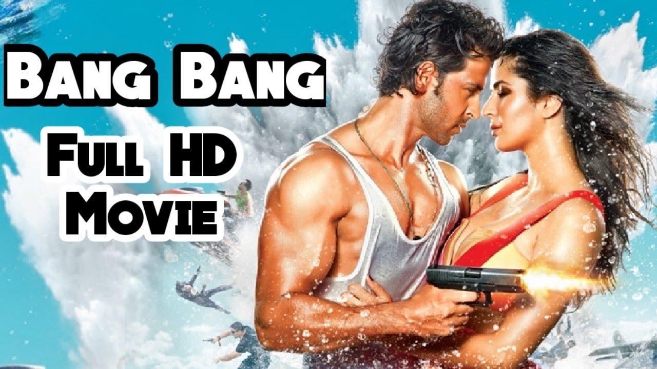 Download Bang Bang (2014) Full HD 1080P Movie | Hrithik Roshan | Katrina Kaif | Siddharth Anand