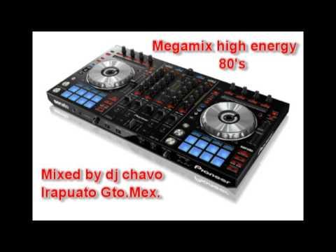 Megamix High Energy III