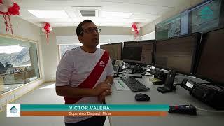 Dispatch: nuestra nueva sala de gestión y control Flota Mina