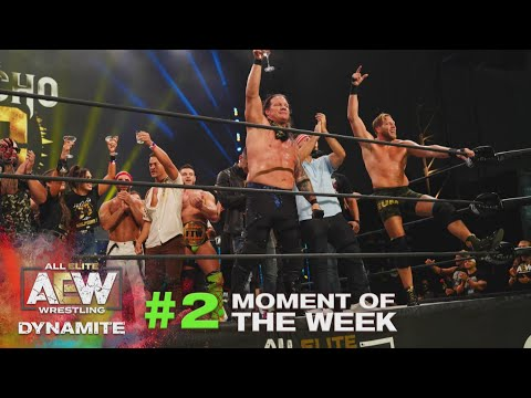 The Moment 30 Years in the Making | AEW Dynamite, 10/7/20