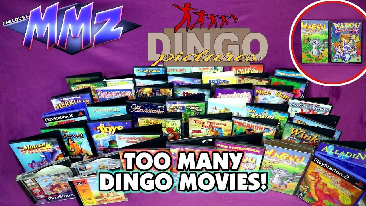 Crazy Dingo Pictures Movie Collection!