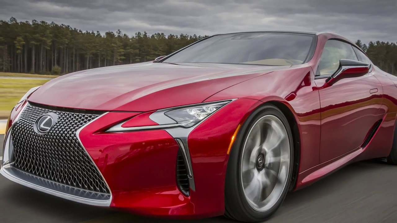 LEXUS LC500 V8 roadtrip and review in Canberra Australia