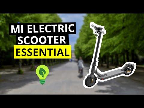 Raktaron Xiaomi Mi Electric Scooter Essential 2020 Elektromos Rollere Youtube