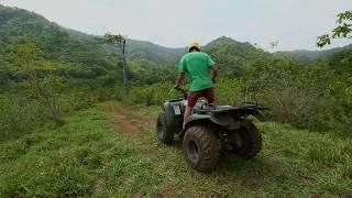 ATV Tour Jaco Costa Rica | Ocean Ranch Park Tours
