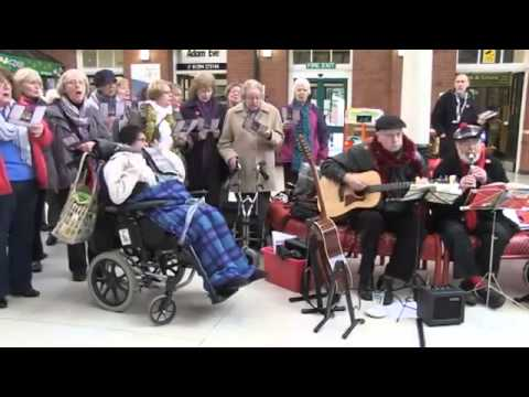 Christmas Carols at the Great Eastern Shopping Centre