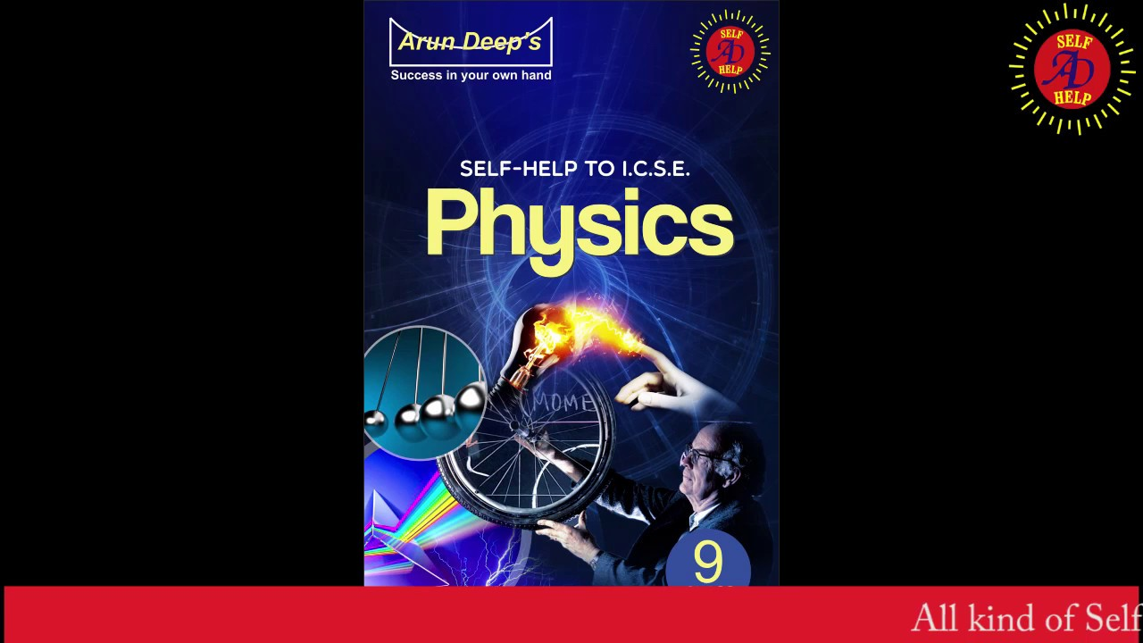 self help to i c s e physics class 10 concise physics selina