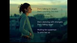 Daughtry - Waiting for Superman (LYRICS)