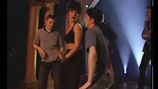 SHAZZA - To nie moja wina  ( NAGRANIE STUDIO TV DISCO RELAX 1998r)