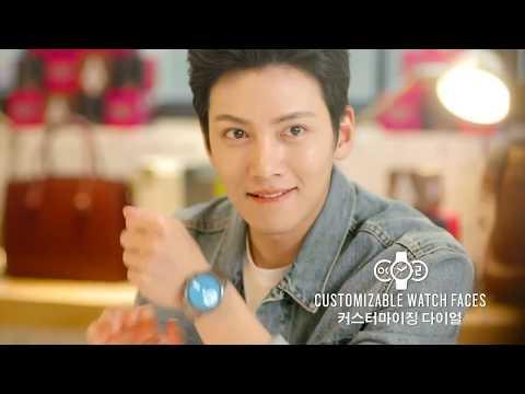 Fossil Q Smartwatch x Ji Changwook & Song Jihyo - KR - 30