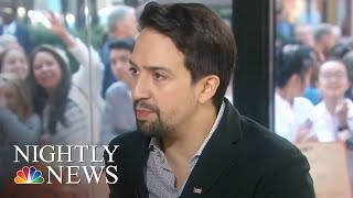 Lin-Manuel Miranda's Music Gives A Voice To Puerto Rico | NBC Nightly News