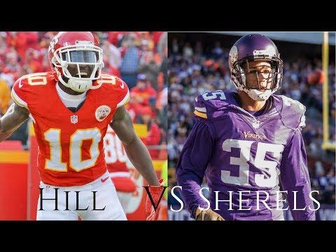 Highlight Battle: Tyreek Hill VS Marcus Sherels