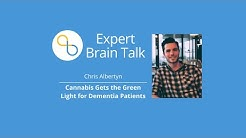 Cannabis Gets the Green Light for Dementia Patients   Brain Talks   Being Patient
