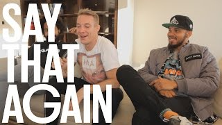Major Lazer im Interview - Say That Again?!