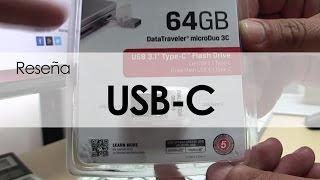 Reseña: USB-C de 64 Gb