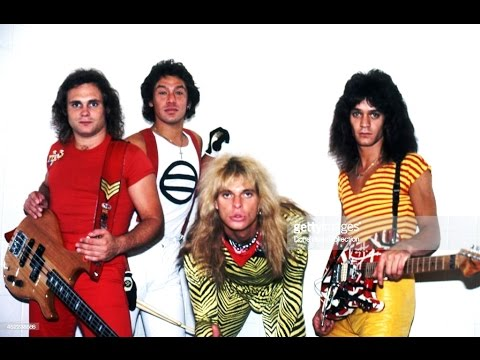 Van Halen: RADIO INTERVIEW with the band, Seattle, WA, April