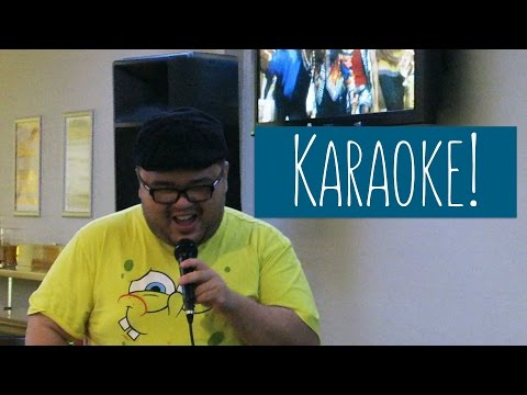 KARAOKE NIGHT! | Have a night in the Students Union with Jonas!