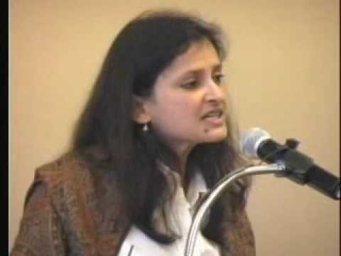 Talk - Anuradha Mittal - The Global Justice Movement and the Meltdown of Neoliberalism