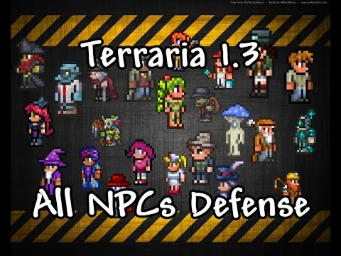 terraria how to sell items to npc