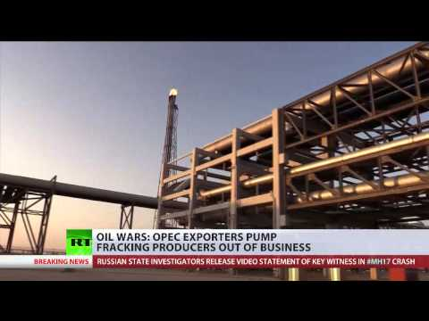 Oil Wars: OPEC sets crosshairs on US fracking