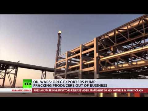 Oil Wars: OPEC sets crosshairs on US fracking