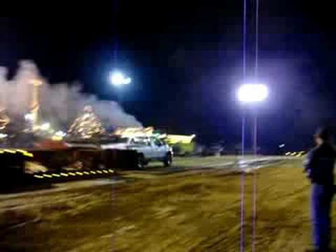 HiPerformanceDiesel Hookstown PA TruckPulls 08 Jeff Harting