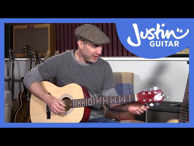 How To Read TAB and Chord Boxes   JustinGuitar.com
