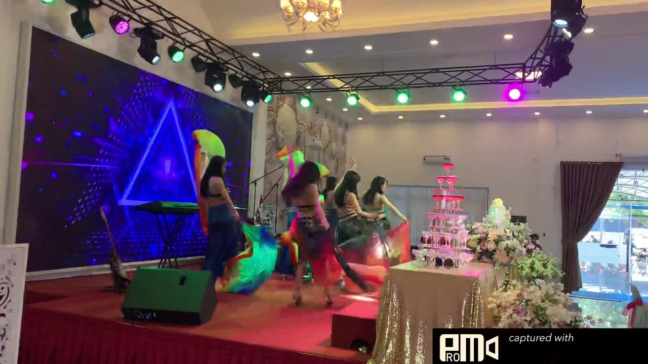 Top nhà hàng tiệc cưới đẹp Galaxy Palace Weddinh & conference Hall  #part 2