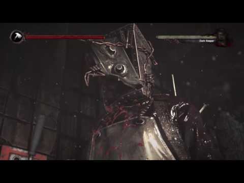 The Evil Within The Executioner |
