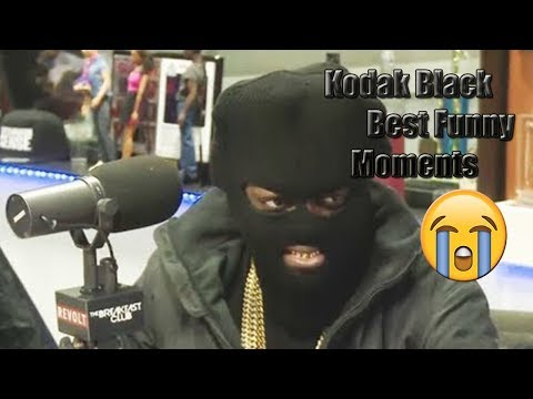 Kodak Black Best Funny Moments And Interviews