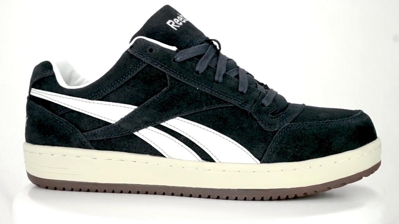 6c026aba4af6 Men s Reebok Steel Toe Wedge Sole Work Shoe RB1920   Steel-Toe-Shoes ...
