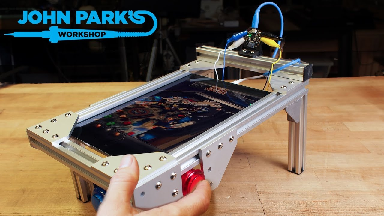 Overview | Mini Pinball Table with Gemma M0 | Adafruit