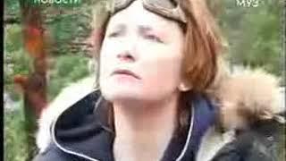 Диана Арбенина в сюжете ПРО Новости (Муз-ТВ, 23 12 2008)