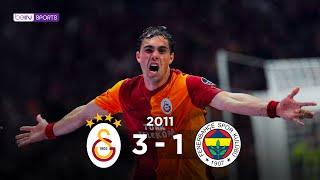 07.12.2011  Galatasaray-Fenerbahçe  3-1