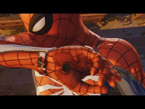 Marvel's Spider-Man Part 1 - Fisk - Gameplay Walkthrough PS4 2018