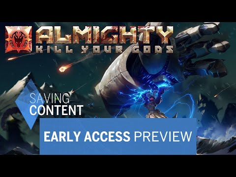 Insatiable Deicide - Almighty: Kill Your Gods Early Access Preview |