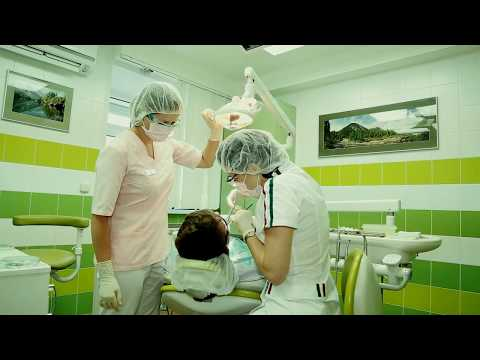 Обзорный видео ролик про клинику