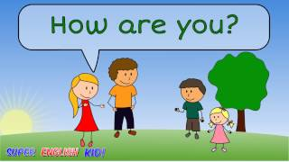 ♫ how are you? or how old are you?   song for kids grade 1 ♫